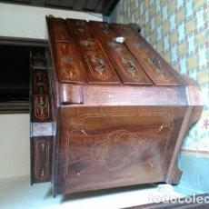 Antigüedades: EXCEPCIONAL CÓMODA CATALANA PURO SIGLO XVIII EN PERFECTO ESTADO POR TAN SÓLO MIL SEISCIENTOS EUROS. Lote 140528394