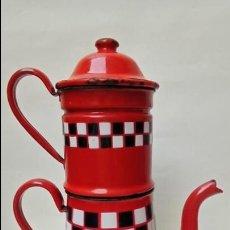 Antigüedades: CAFETERA ART DECO -. Lote 140560054