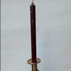 Antigüedades: CANDELABRO COLONIAL-. Lote 140569022