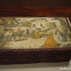 Antigüedades - CAJA SIGLO XIX - 140596350