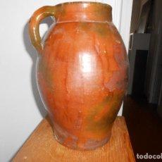 Antigüedades: JARRA DE BARRO . Lote 140596870
