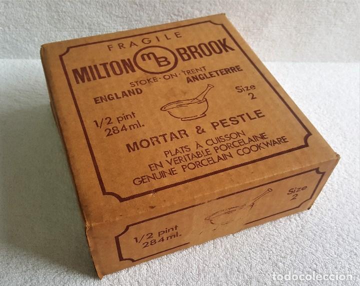 199 ml Mortero y mortero Milton Brook