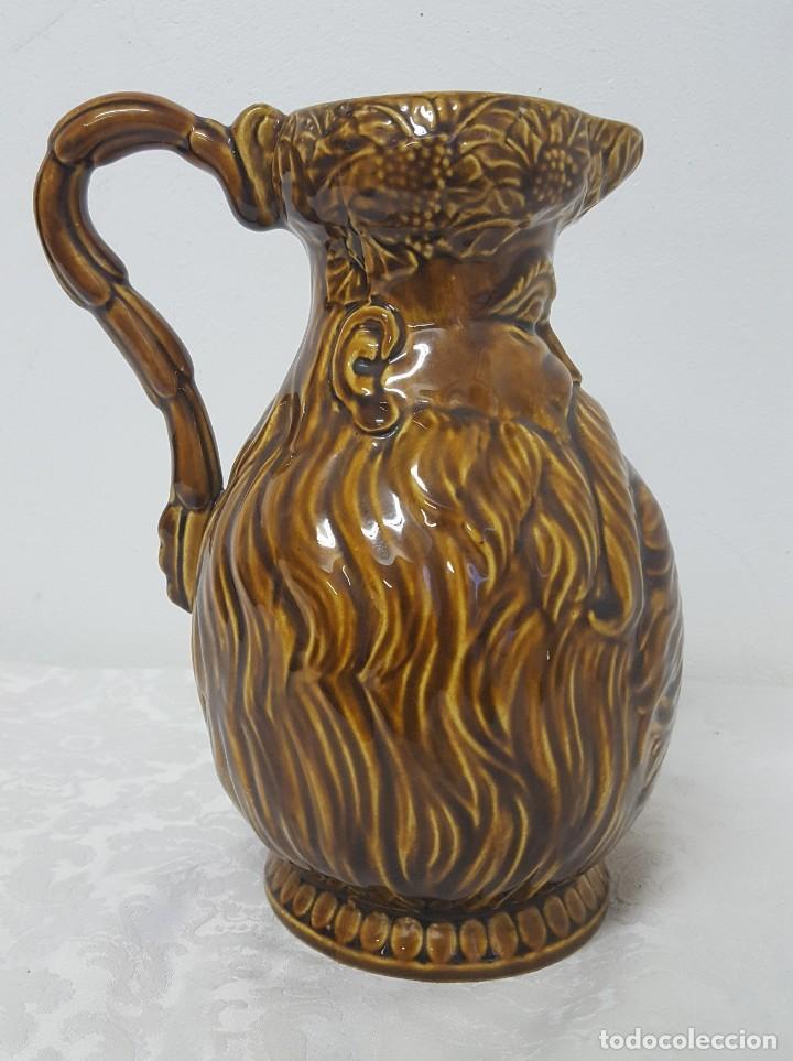 GRAN JARRA DE VINO DE CERAMICA (Antigüedades - Porcelanas y Cerámicas - Otras)