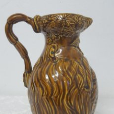 Antigüedades: GRAN JARRA DE VINO DE CERAMICA. Lote 140610970