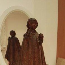 Antigüedades: NIÑO JESUS DE PRAGA (BARCELONA). Lote 140621177