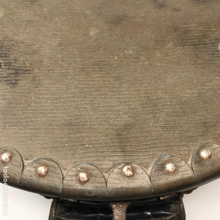 Antigüedades: Sombrerera de viaje antiguo - Foto 13 - 140623914