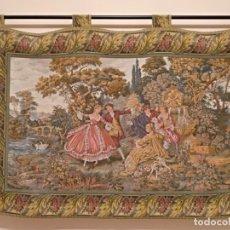 Antiques - Tapiz italiano. - 140628754