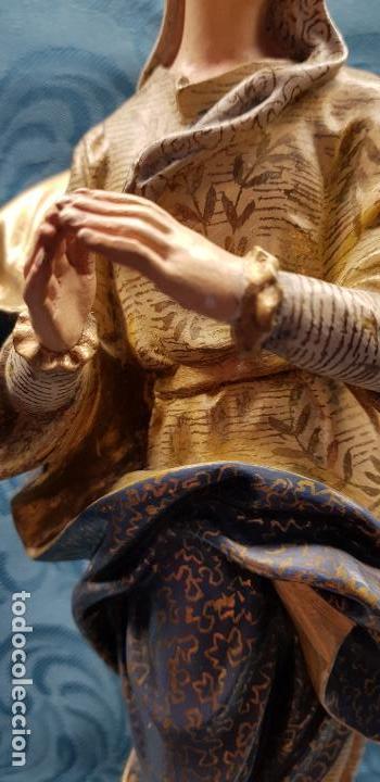 Antigüedades: VIRGEN MARIA REINA - Foto 6 - 140633726
