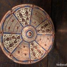 Antigüedades: PLATO DE REFLEJO. Lote 140706806