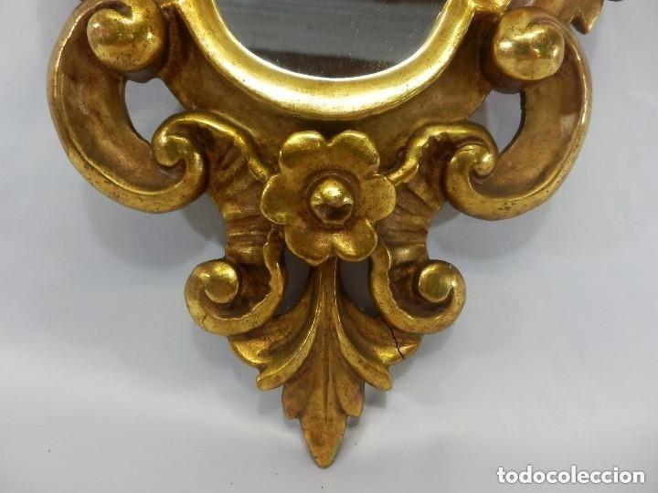 Antigüedades: Cornucopias sXVIII - Pan de oro y escenas grabadas al ácido. La Granja - Foto 3 - 140712866