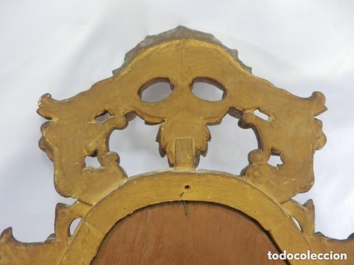 Antigüedades: Cornucopias sXVIII - Pan de oro y escenas grabadas al ácido. La Granja - Foto 13 - 140712866