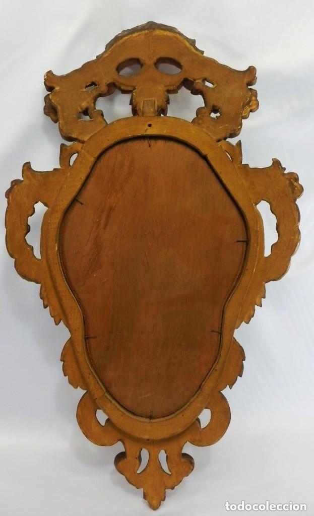 Antigüedades: Cornucopias sXVIII - Pan de oro y escenas grabadas al ácido. La Granja - Foto 14 - 140712866