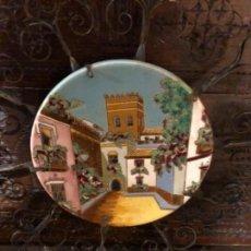 Antigüedades: PLATO DE TRIANA. Lote 140716990