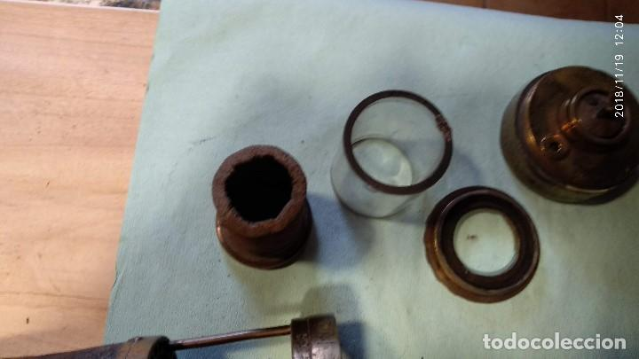 Antigüedades: Farol auténtico minero - Foto 18 - 140722674