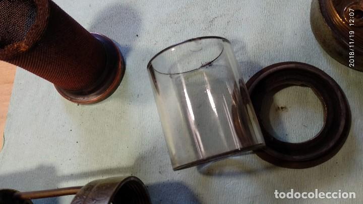 Antigüedades: Farol auténtico minero - Foto 19 - 140722674