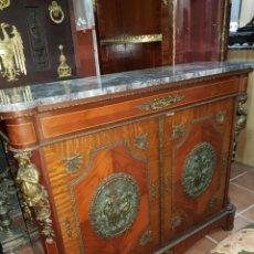Antigüedades - Mueble Luis XV ( REPLICA) - 140749064
