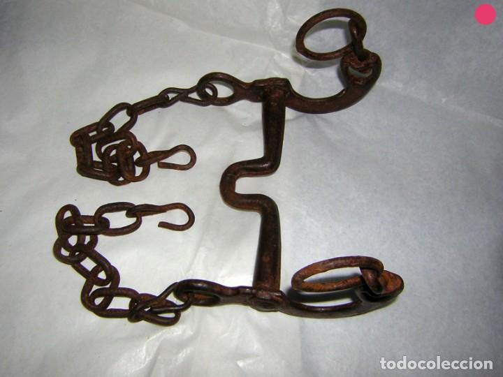 Antigüedades: BOCADO DE CABALLO ANTIGUO - Foto 2 - 140770630