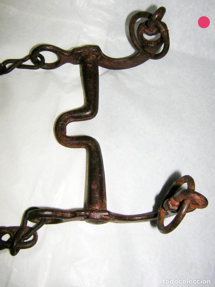 Antigüedades: BOCADO DE CABALLO ANTIGUO - Foto 7 - 140770630