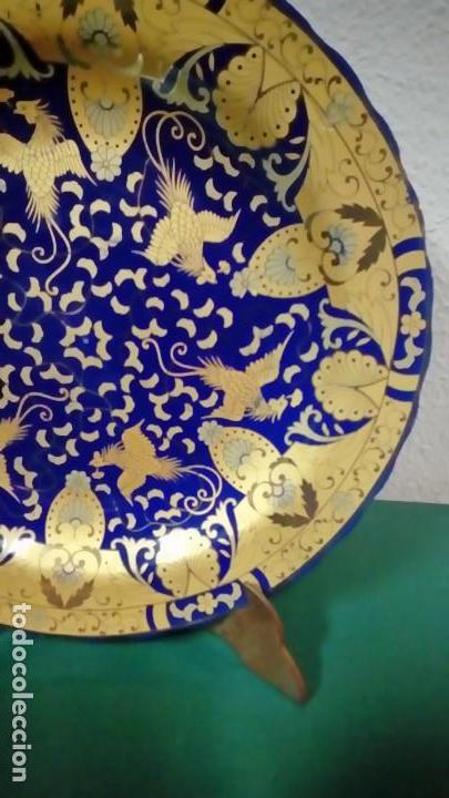 Antigüedades: plato AMARIR - - Foto 2 - 140776322