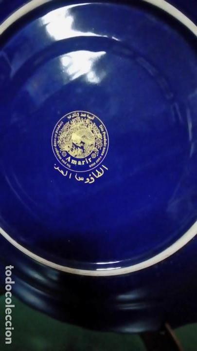 Antigüedades: plato AMARIR - - Foto 4 - 140776322