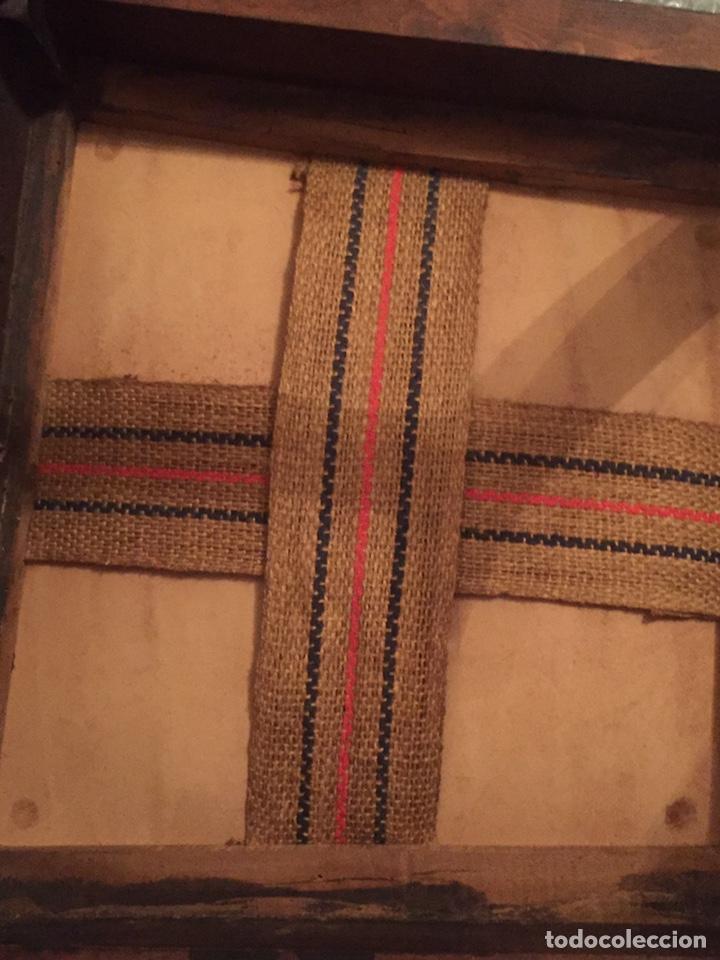 Antigüedades: 3 antiguas sillas mallorquinas - Foto 20 - 140796260