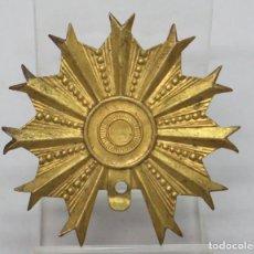 Antigüedades: ANTIGUA CORONA DORADA PARA VIRGEN. FINALES SIGLO XIX. Lote 140797430