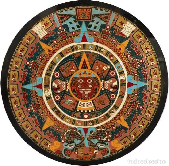 Calendario Azteca.Calendario Azteca