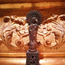 Antigüedades: VIRGEN DEL PILAR. Lote 140866509