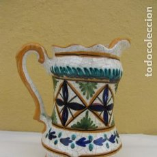 Antigüedades: ANTIGUA JARRA MANISES. VALENCIA. Lote 140878866