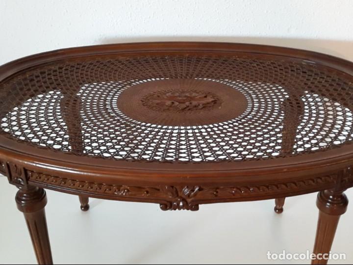 Mesa de centro dise o comprar mesas antiguas en for Mesas de centro antiguas