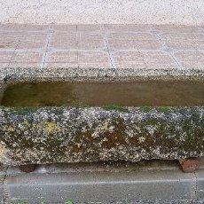 Antigüedades: ANTIGUA PILA /ABREVADERO DE PIEDRA GRANDE. Lote 141153366