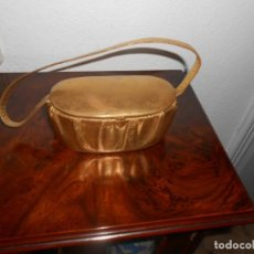 Antigüedades: BONITO BOLSITO DE MUJER DE PIEL ANTIGUO. Lote 141208174