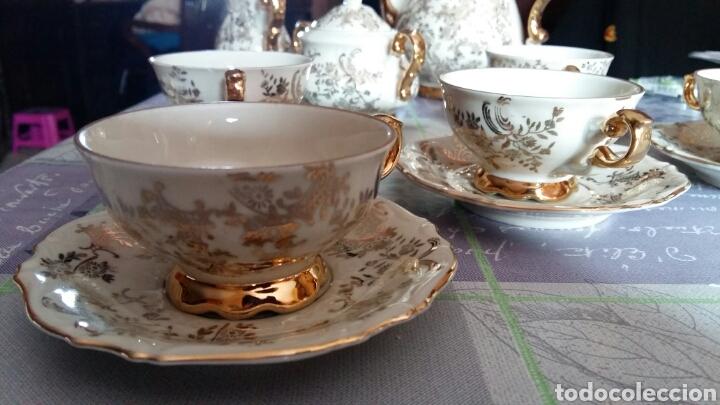 JUEGO CAFÉ BAVARIA (Antigüedades - Porcelanas y Cerámicas - Otras)