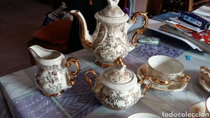 Antigüedades: Juego café Bavaria - Foto 2 - 141219214