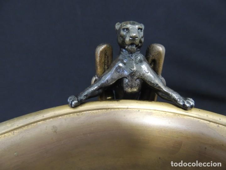 Antigüedades: ANTIGUO CENTRO DE MESA S.XIX - Foto 9 - 141244014