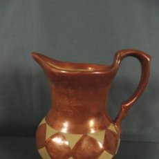 Antigüedades: JARRA REFLEJOS INGLESA P.S.XX.. Lote 141249874