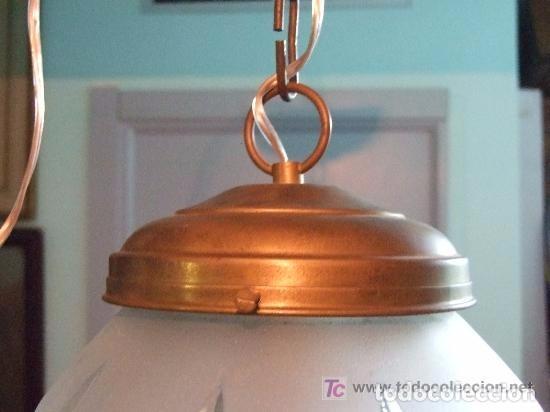 Antigüedades: LAMPARA , UNA LUZ - Foto 3 - 141292894
