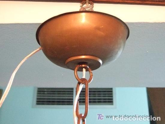 Antigüedades: LAMPARA , UNA LUZ - Foto 4 - 141292894