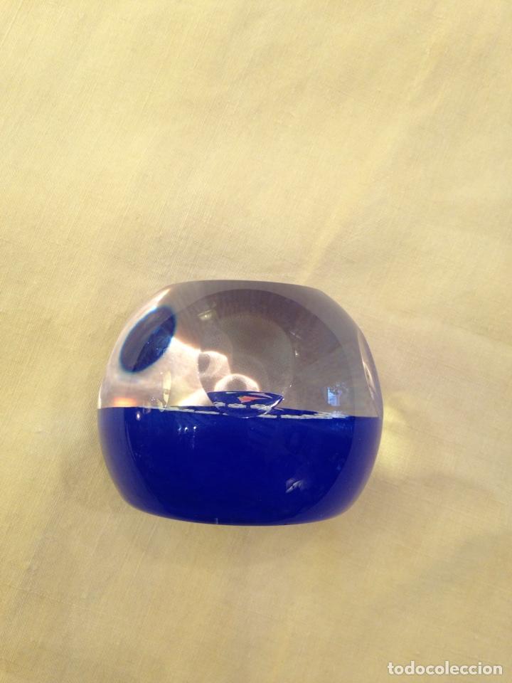 Antigüedades: Pisapapeles de cristal Scotland 5 cm diámetro - Foto 8 - 141311188