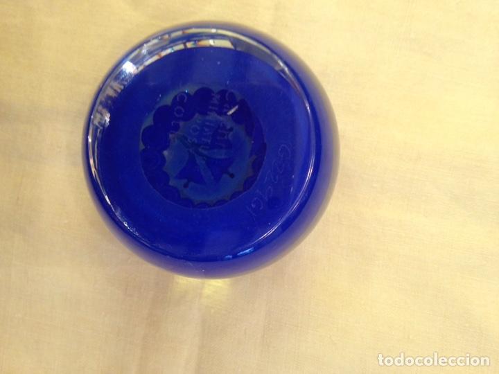 Antigüedades: Pisapapeles de cristal Scotland 5 cm diámetro - Foto 9 - 141311188