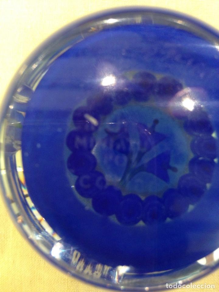 Antigüedades: Pisapapeles de cristal Scotland 5 cm diámetro - Foto 10 - 141311188