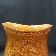 Antigüedades: VASO PASTORIL SIGLO XIX. Lote 141317084