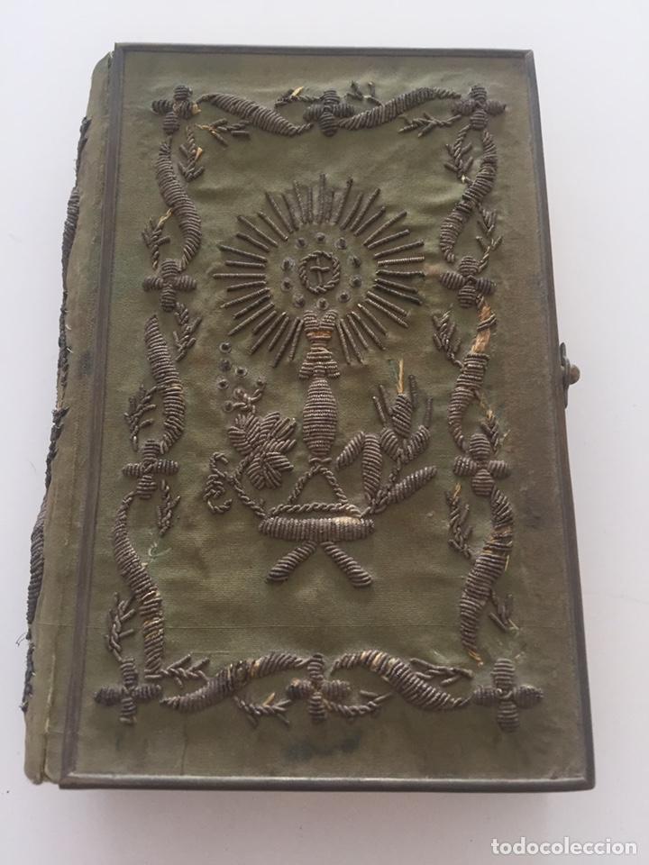 SAGRADO EPITALAMIO 1862 (Antigüedades - Religiosas - Varios)