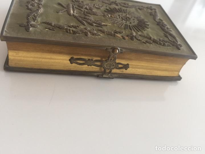 Antigüedades: Sagrado epitalamio 1862 - Foto 4 - 209217727