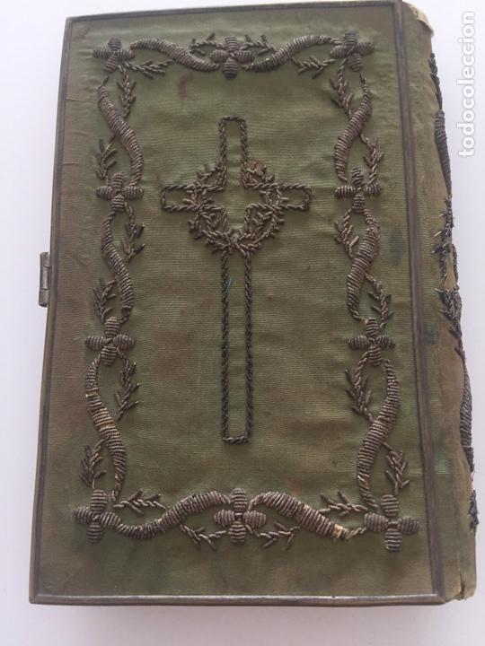 Antigüedades: Sagrado epitalamio 1862 - Foto 5 - 209217727