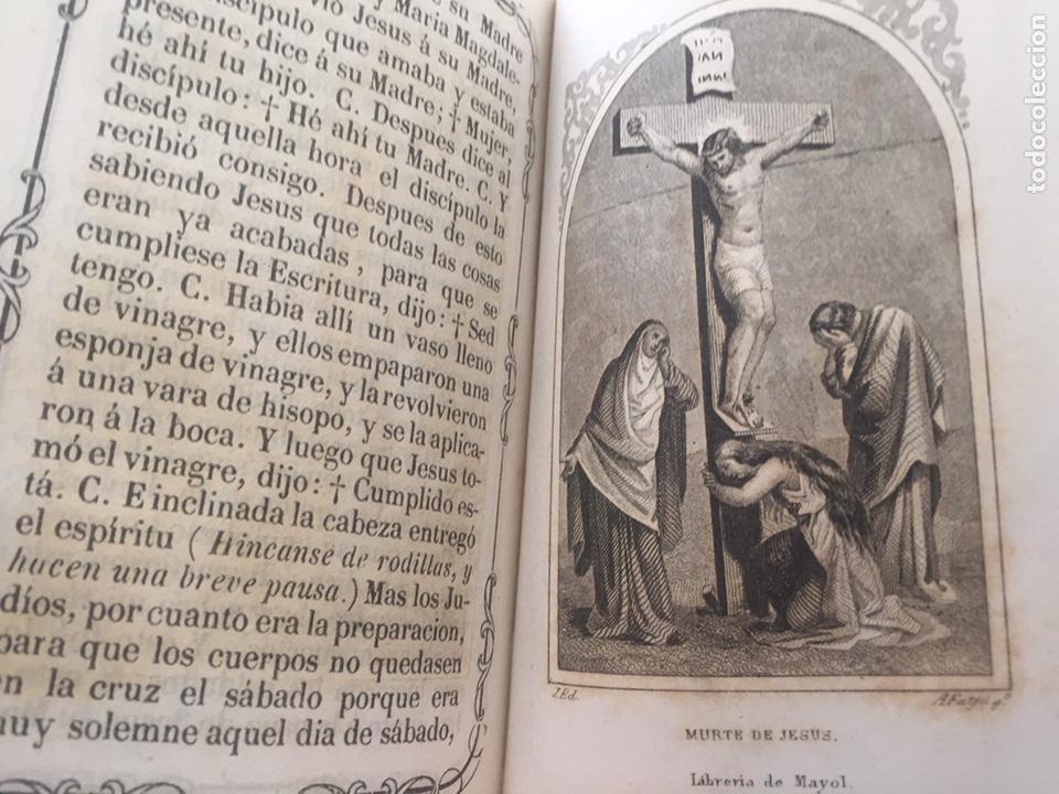 Antigüedades: Sagrado epitalamio 1862 - Foto 9 - 209217727