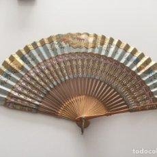 Antigüedades: ANTIGUO ABANICO. Lote 141523693