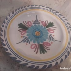 Antigüedades: PLATO DE TALAVERA. Lote 141540294