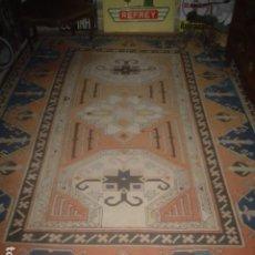 Antigüedades - preciosa alfombra lana hecha a mano - 141569630