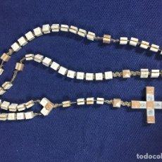 Antigüedades: ROSARIO TESELAS CERAMICA AGREMAN AÑOS 60 70 70CMS. Lote 141593850